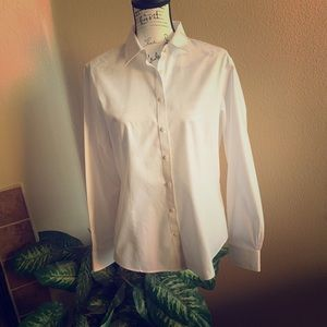 BROOKS BROTHERS NON IRON FITTED SHIRT 1818